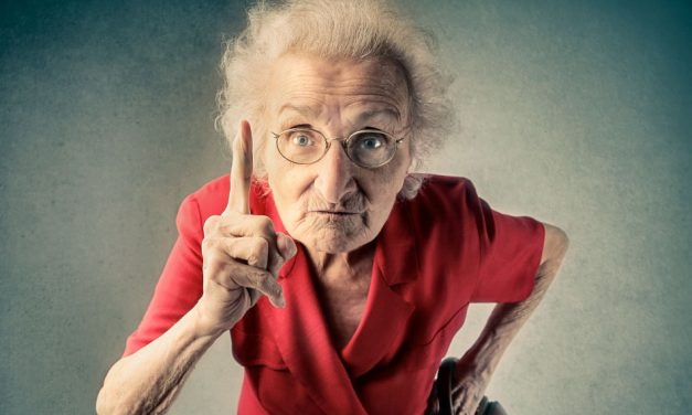 A Lesson from a Grumpy Old Lady