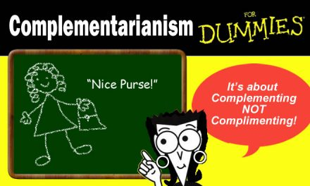 Complementarianism for Dummies