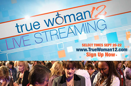 True Woman 2012 starts tonight!