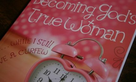 Becoming God's True Woman featured on LYWB today