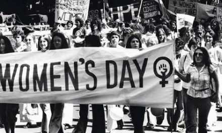 Calling all Men on International Women's Day