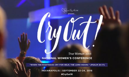 Historic Gathering of Women will Cry Out
