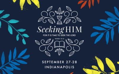 Revive '19 – Seeking Him
